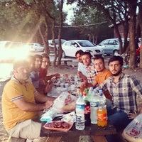 Photo taken at kazak gölü piknik alanı by Sefa K. on 9/10/2014