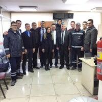 Photo taken at Saray TESKİ Şube Müdürlüğü by Sefa K. on 2/14/2017