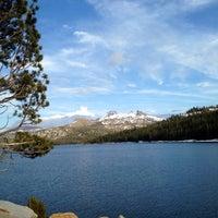Photo taken at Caples Lake by Jen A. on 5/24/2014