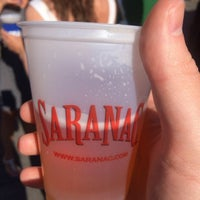 Photo taken at Saranac Thursdays by Kevin M. on 6/19/2014