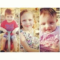 Photo taken at McGuffey Park by Cori C. on 3/31/2014