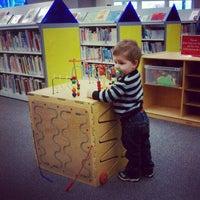 Photo taken at Bull Run Regional Library by Cori C. on 3/18/2013