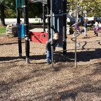 Photo taken at McGuffey Park by Cori C. on 10/25/2013