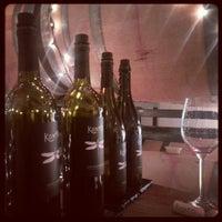 Photo taken at Kontos Cellars by Horte H. on 12/9/2012