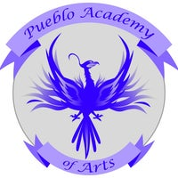 Photo taken at Pueblo Academy of Arts by Russ A. on 4/13/2014