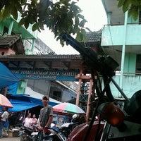 Photo taken at Pasar Perumnas by Amier M. on 1/14/2013
