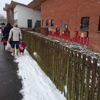 Photo taken at Saxmundham Primary School by Matthew D. on 3/11/2013