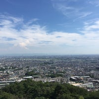 Photo taken at 五月山展望台 by いわふみ on 7/23/2017