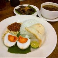 Photo taken at Kafe Betawi by Julius J. on 4/8/2013