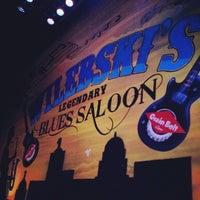 Photo taken at Wilebski's Blues Saloon by Ben on 11/23/2012
