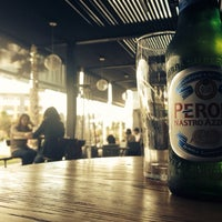Photo taken at The Beer Box by Emmanuel G. on 1/16/2014