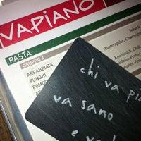 Das Foto wurde bei Vapiano von Saskia B. am 3/10/2013 aufgenommen