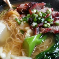 Photo taken at Hong Kong Noodle by Tony C. on 1/27/2013