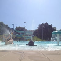 Photo taken at Watertown Aquatic Center by Sherry Z. on 8/23/2013
