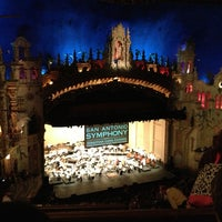 Photo taken at The Majestic Theatre by Katie A. on 2/2/2013