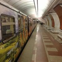 Foto diambil di Поезд «Акварель» oleh Sascha K. pada 2/19/2013