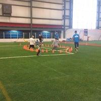 Photo taken at Sportscenter 481 by Liz B. on 1/5/2013
