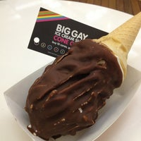 Photo prise au Big Gay Ice Cream Shop par Wally P. le1/28/2013