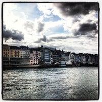 Photo taken at Basel by Jürg B. on 4/10/2013