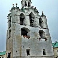 Снимок сделан в Спасо-Преображенский монастырь пользователем Виталий К. 6/23/2013