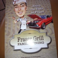 Photo taken at Fraser Grill by Kelly D. on 8/1/2013