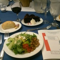 Photo taken at Residents Dinning Hall by Joseph Z. on 4/24/2013