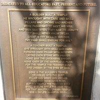 Photo taken at Fresno State - Kremen Education Building by Joseph Z. on 10/28/2013