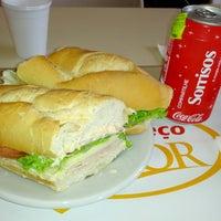 Photo taken at Restaurante Hiper Bom Preço by Marcos S. on 1/19/2014