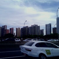 Photo taken at Ponte Juscelino Kubstichek by Marcos S. on 2/3/2013