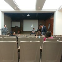 Photo taken at Campus BBVA - Centro de Formación by Yarex After M. on 9/3/2014