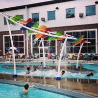 Photo taken at Cumming Aquatic Center by Occupy My Family ATL on 9/4/2013