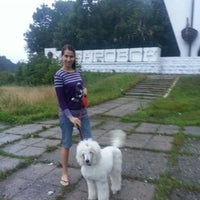 "Photo taken at Стела ""Хабаровск"" by Евгения Я. on 8/31/2013"