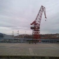Foto tomada en Museo Marítimo Ría de Bilbao por Jon R. el 2/10/2013