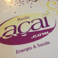Photo taken at Rede Acai.com by Beatriz C. on 4/11/2013