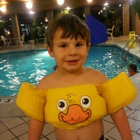 Photo taken at Holiday Inn Express & Suites Bad Axe by Joelle M. on 9/22/2012