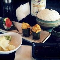 Photo taken at Sushiya by Andre Moose G. on 5/3/2013