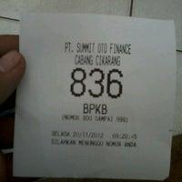 Photo taken at Cikarang Trade Center (CTC) by Efrizal R. on 1/28/2013