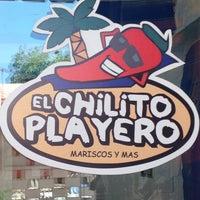 Photo taken at El Chilito Playero by Monica R. on 5/4/2013