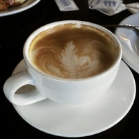 Photo taken at Barnie's Coffee & Tea Company by J B. on 2/8/2013