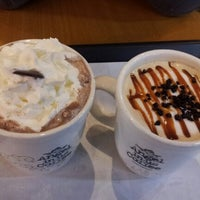 Photo taken at Angel in-us Coffee by yuji h. on 1/4/2013