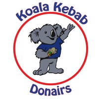 Photo taken at Koala Kebabs Donairs by Colette V. on 12/28/2012