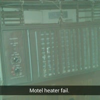 Photo taken at Cadillac Motel by Aly G. on 2/13/2014