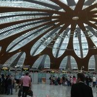 Снимок сделан в Международный аэропорт Шереметьево (SVO) пользователем Олег Т. 7/18/2013