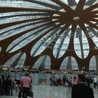 Photo taken at Sheremetyevo International Airport (SVO) by Олег Т. on 7/18/2013