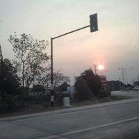 Photo taken at นิคมอุตสาหกรรมภาคเหนือ จ.ลำพูน by Nidnid S. on 4/7/2013