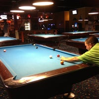 Photo taken at Baluka Billiards and Lounge by Joanna W. on 10/29/2014