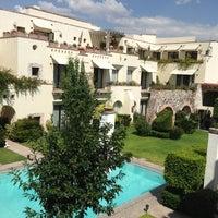 Foto tomada en Doña Urraca Hotel & Spa por Vero L. el 6/10/2013