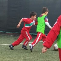 Photo taken at Maltepe Spor Kulübü Tesisleri by mstafa A. on 1/4/2014