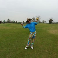 Photo taken at Dancoon Golf Club by Aree L. on 1/31/2013