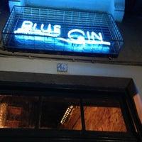 Photo taken at Blue Gin by Kat K. on 2/15/2013